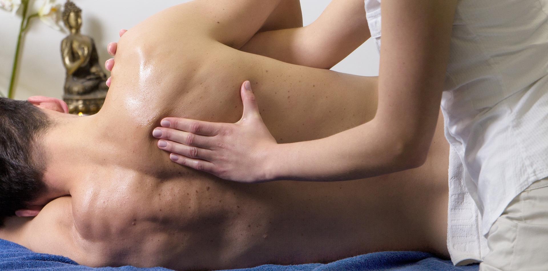 Massaggio Terapeutico